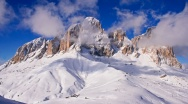 Photo of the day - Sassolungo and Sassopiatto - Dolomites - Alps (Italy)